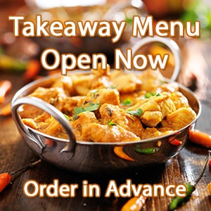 Jaipur of Chigwell's curry takeaway menu is Open Now